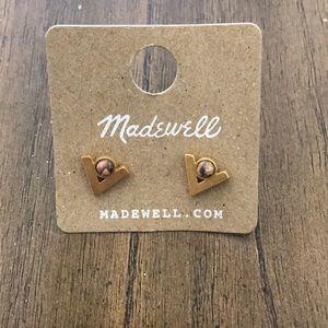 Madewell New Earings